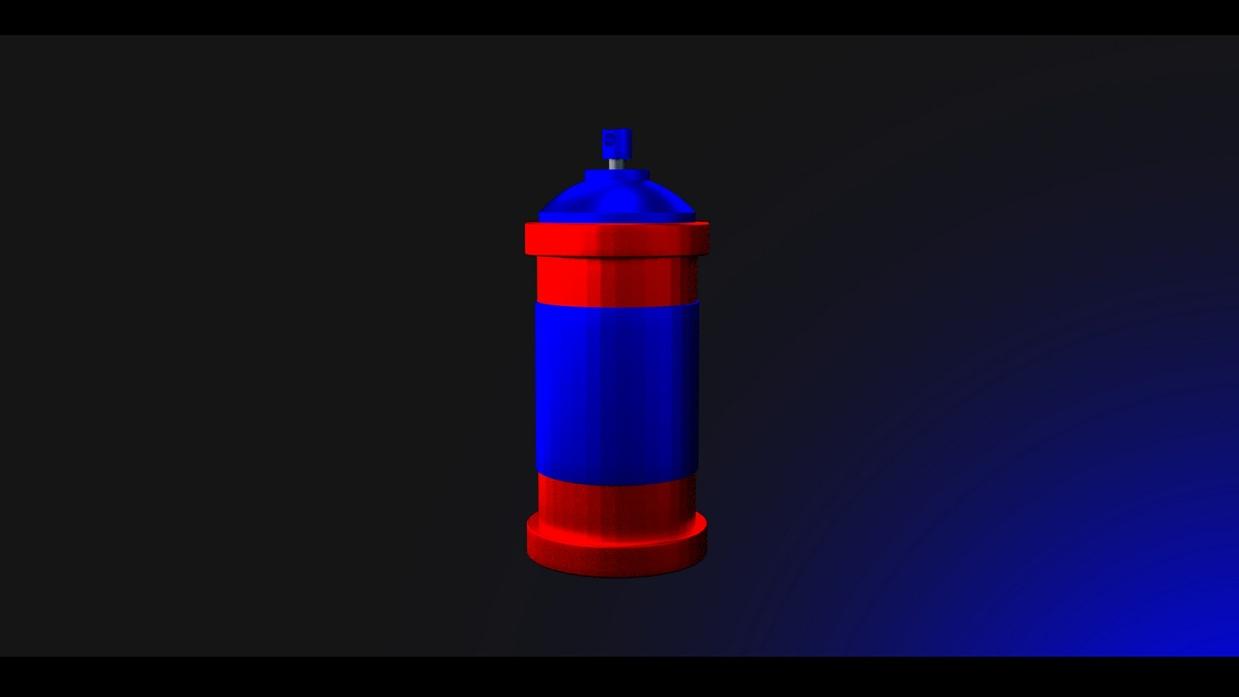 Paint Bomb Rig - [CINEMA 4D]