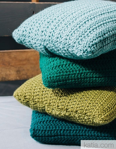 Merino Cushion Stack
