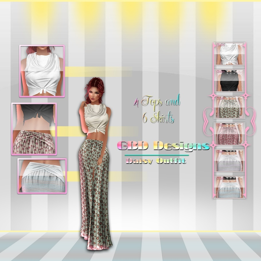 Daisy Collection CATALOG ONLY