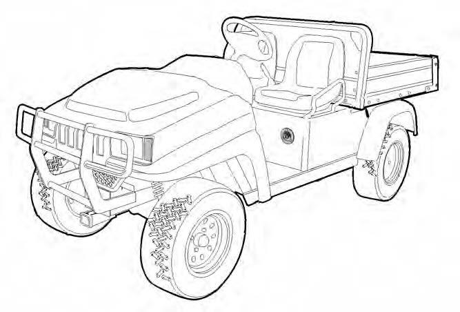 Bobcat 2200 Utility Vehicle Service Repair Manual Download