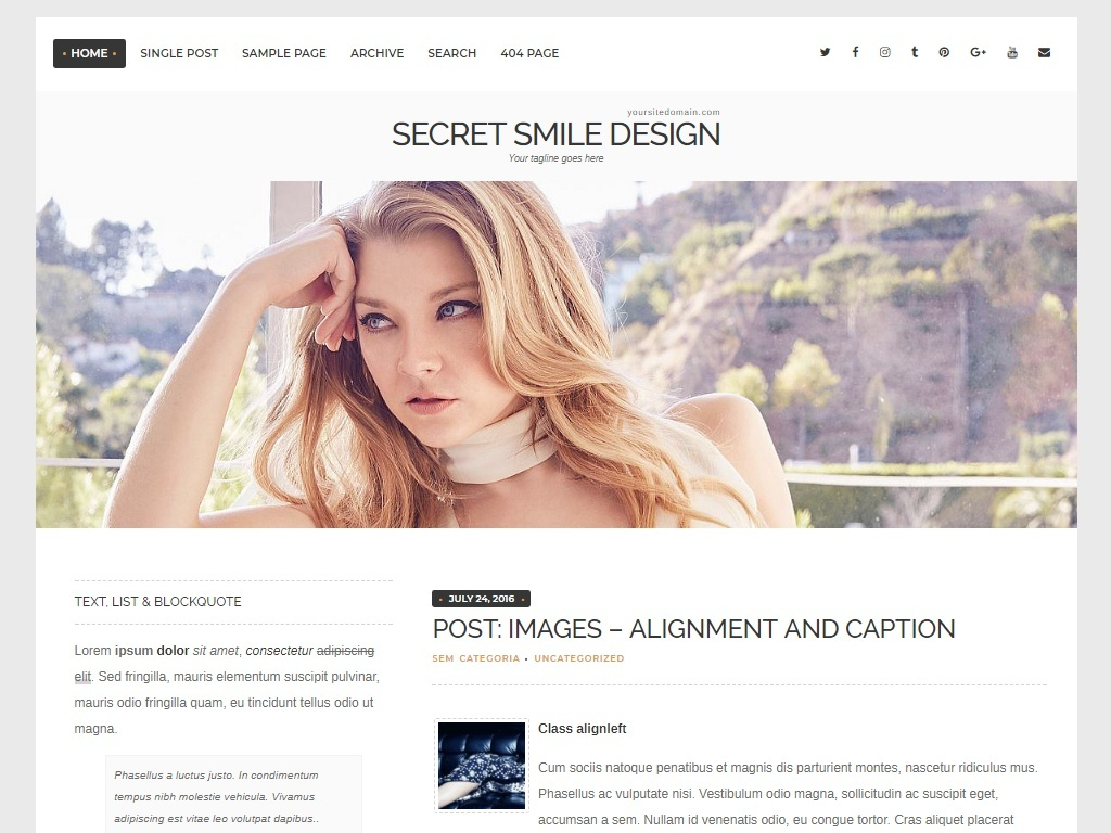 Bundle #03 (WP/CPG - Responsive)