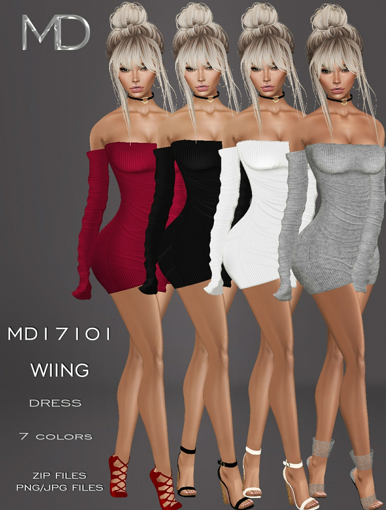 MD17101 - WIING
