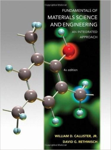 Fundamentals of Materials Science and Engineering 4th Edition ( PDF , Instant download )