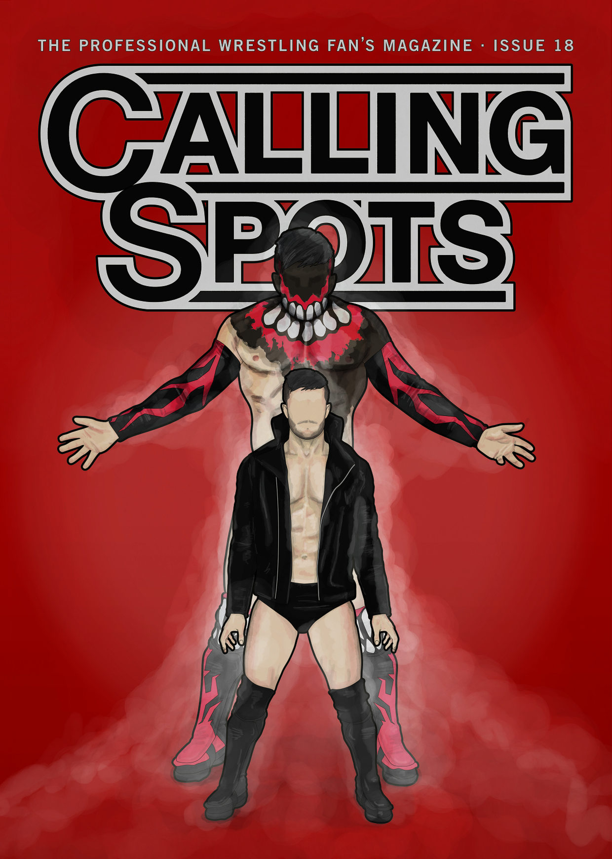 Calling Spots issue 18