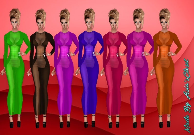 Thor AP Dresses 19 Colors Resell Rights!!!
