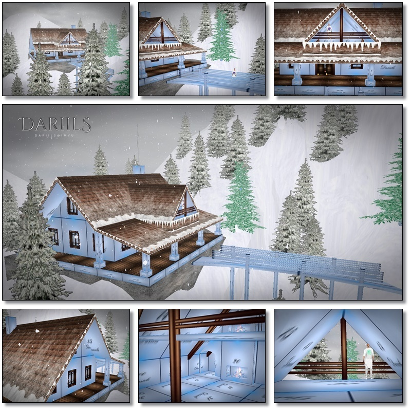 [D]Mesh_room with snow2017_N02