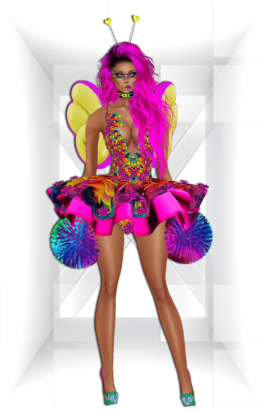 Gay Pride Bundle + 2 Meshes