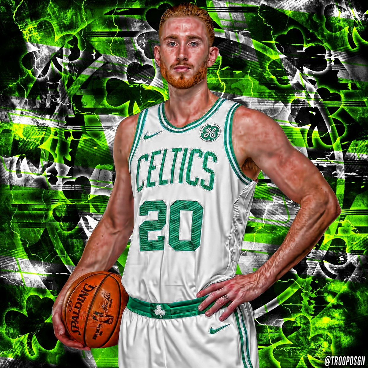 Gordon Hayward PSD