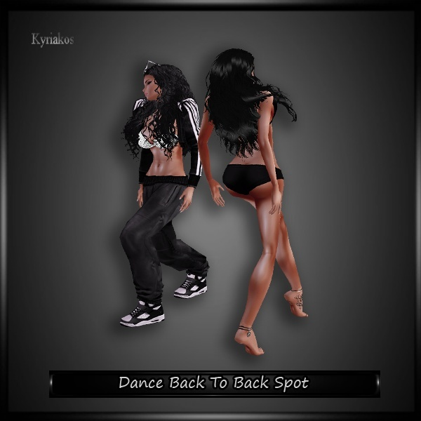 Dance Back To Back Spot