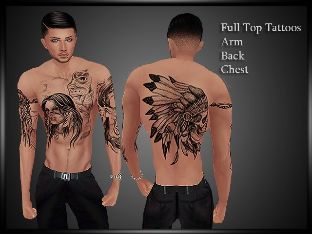 Top Tattoos Pack Files 3