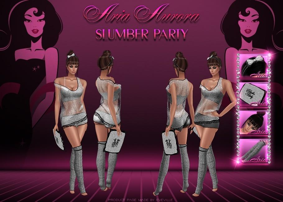 Slumber Party Bundle,No Resell!!