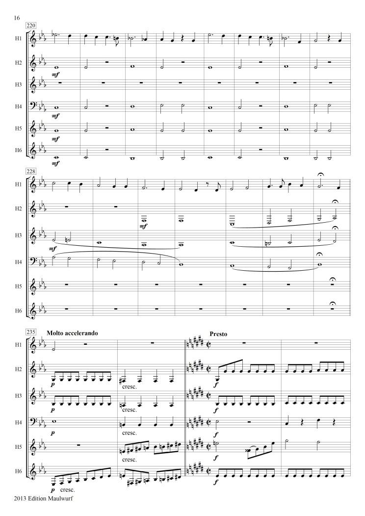 Tannhäuser Medley Teil 2