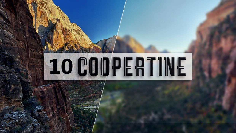 10 coopertine/thumblain stock
