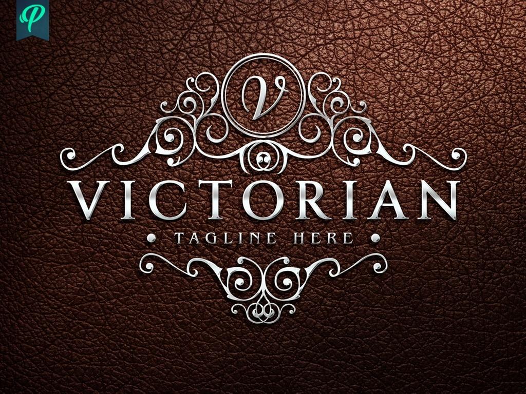 Victorian - Flourishes Logo