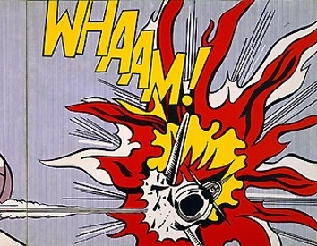 Roy Lichtenstein: American Art History Project and Lesson