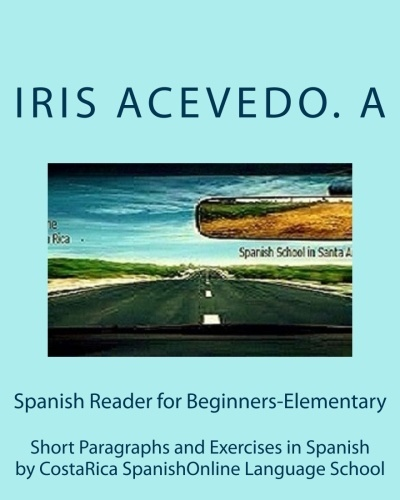 Spanish Reader for Beginners-Elementary
