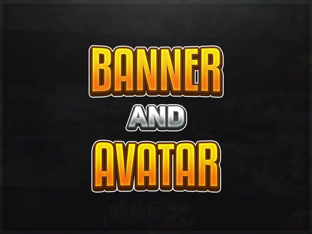 Custom Banner + Avatar