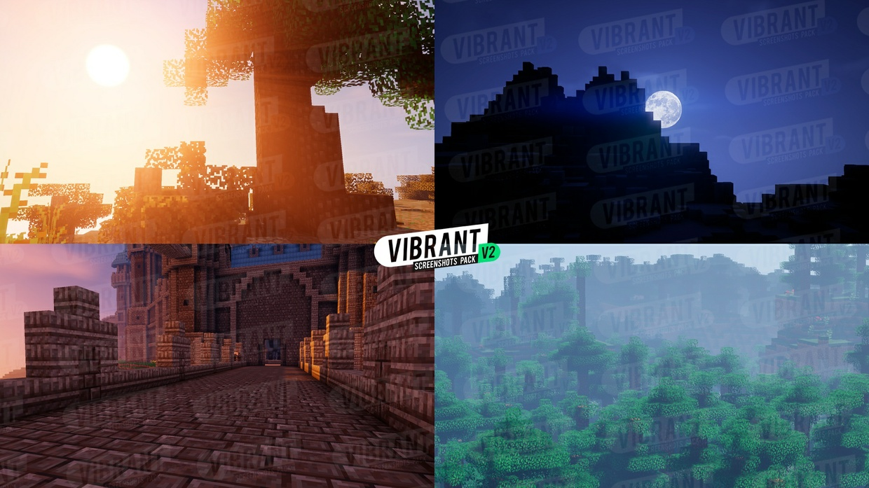 VIBRANT Screenshots Pack V2 [275 screenshots]