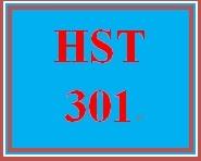 HST 301 Week 4 FIRAC Worksheet