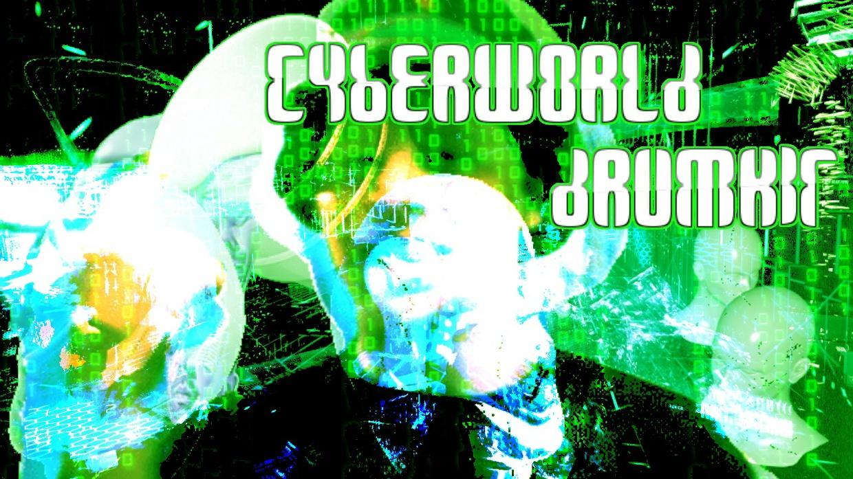 Cyber World Drumkit
