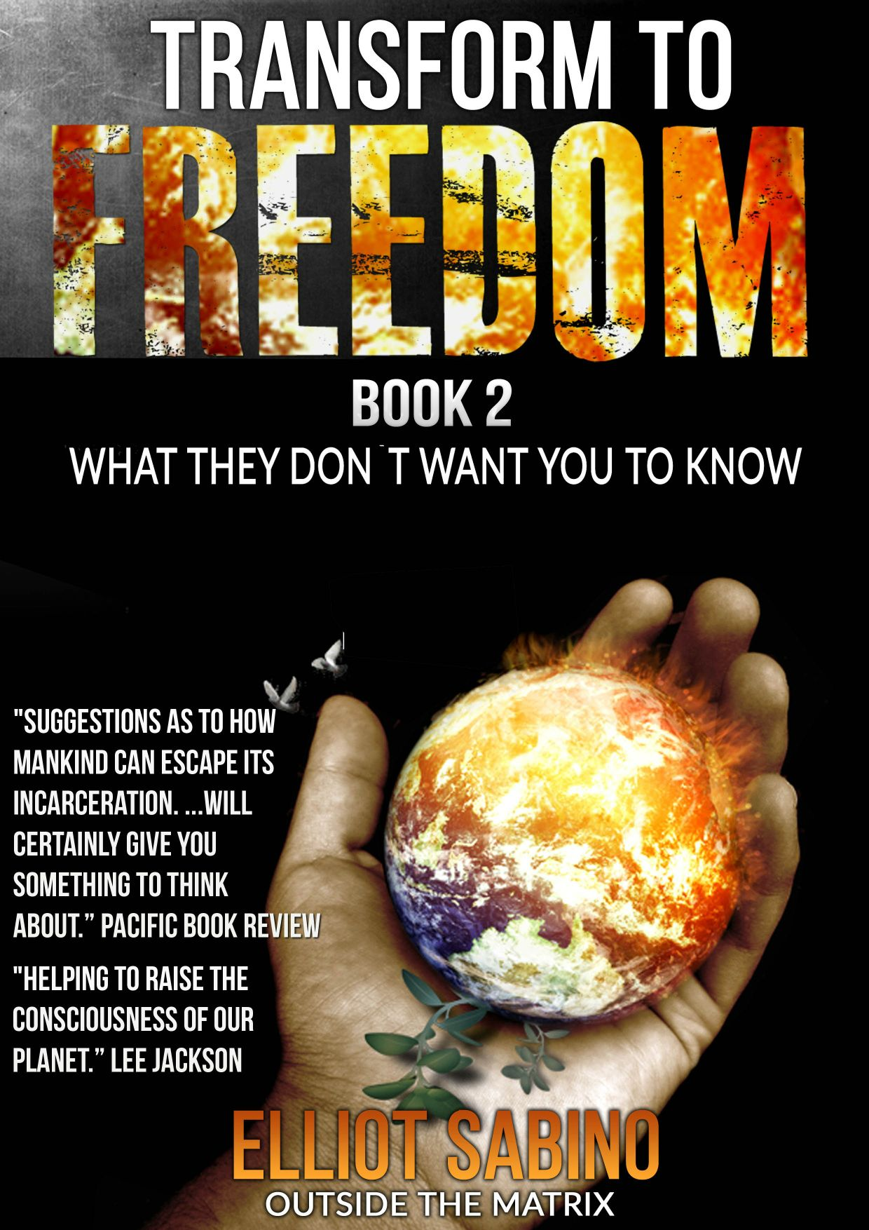 Transform to Freedom Book 2, What they Don`t Want You to Know.