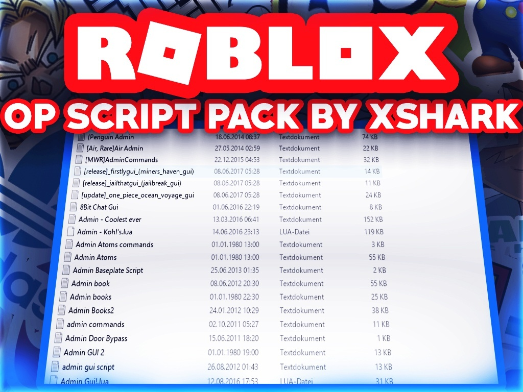 [~xShark YouTube~] COLLECTION OF LEAKED SCRIPTS FROM 2012 - 2018