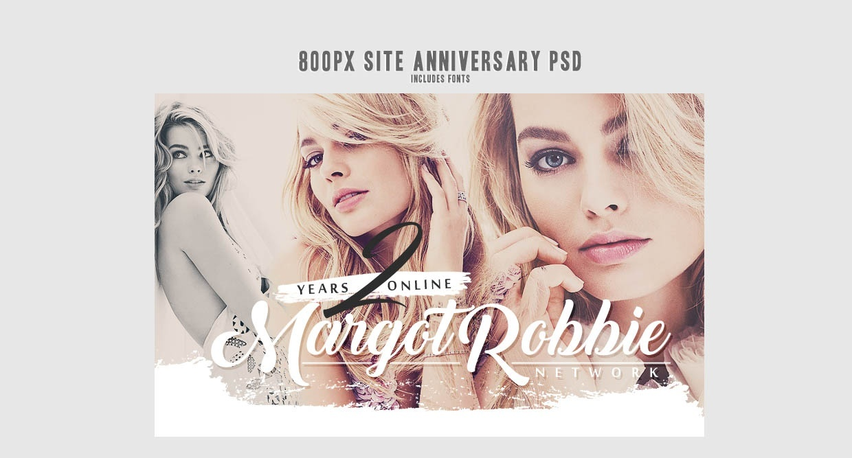 Site Anniversary Graphic #1
