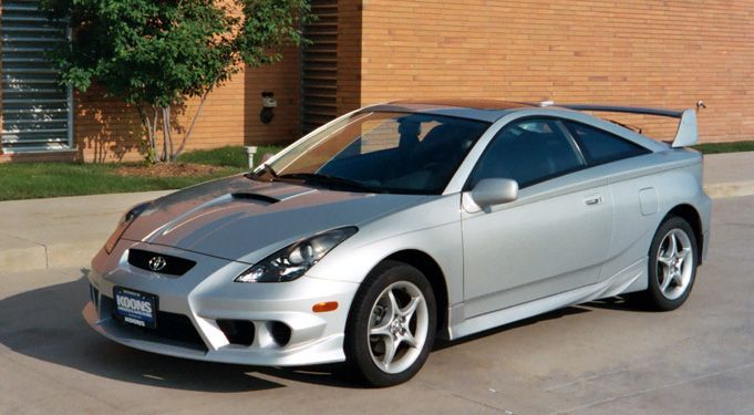 Toyota Celica (1999-2006) Workshop Manual