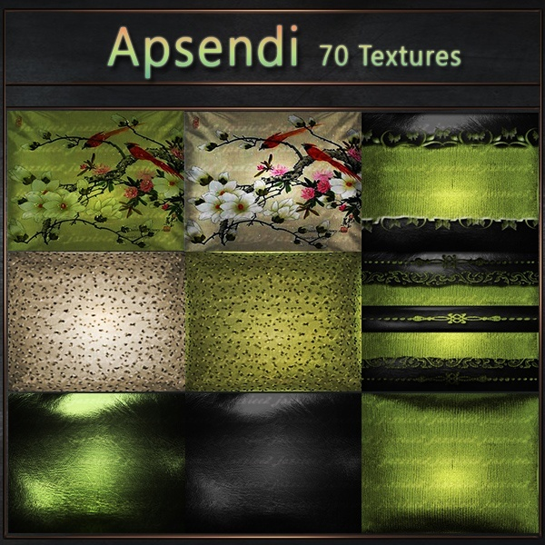 Apsendi 70 Textures