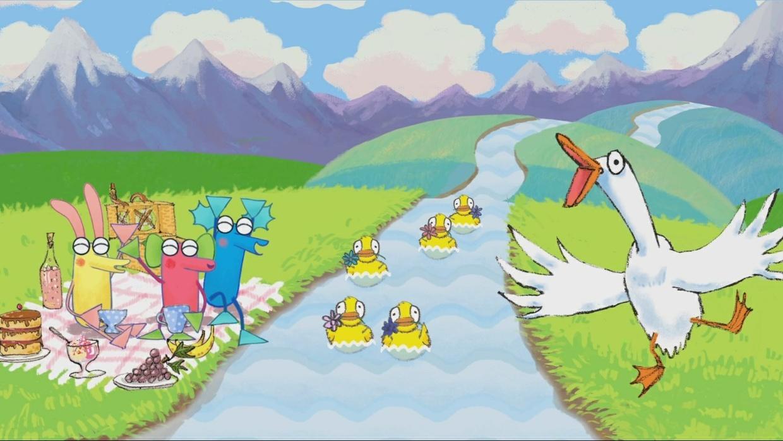 Five Little Ducks (Music Video)