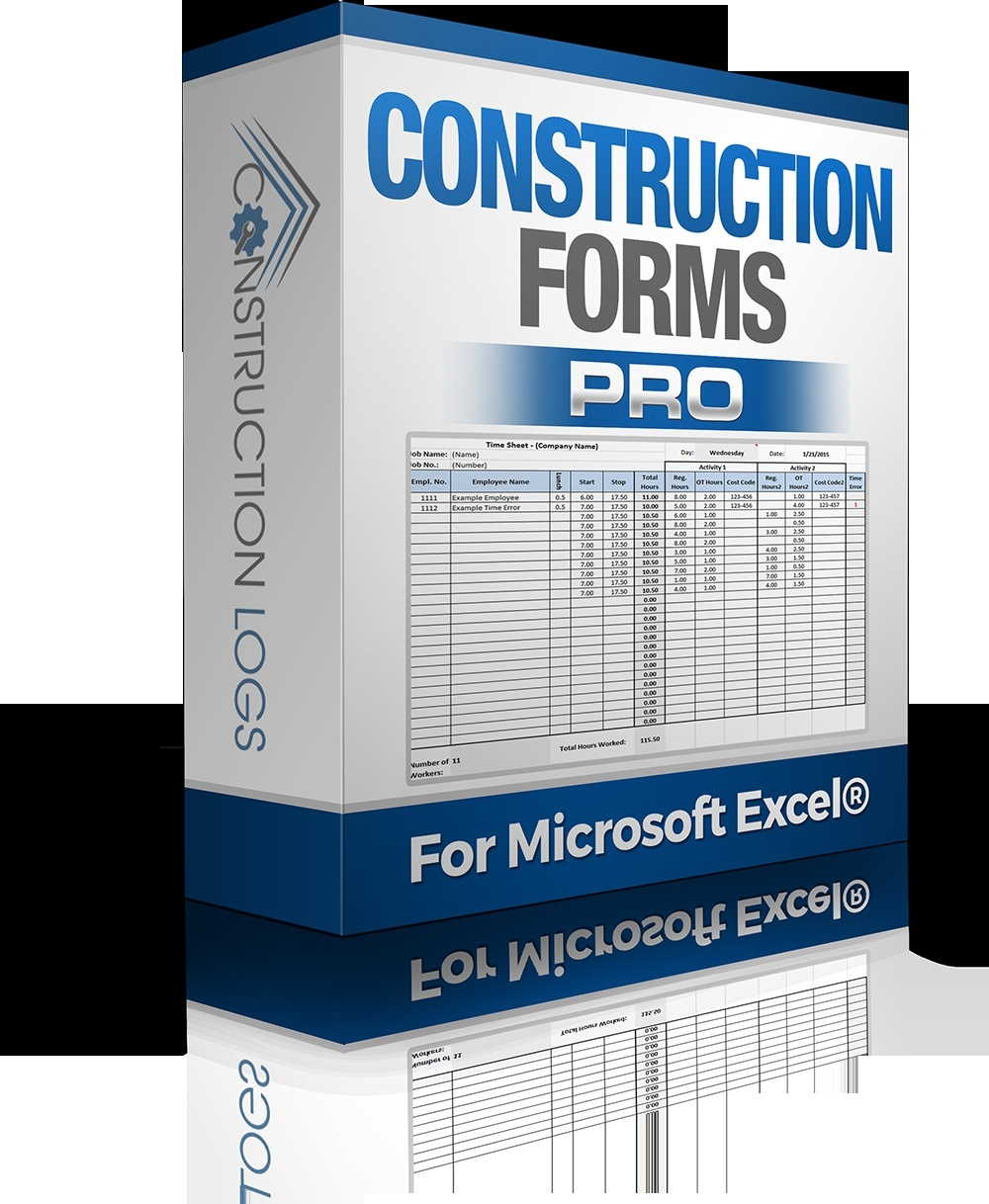 Construction Forms Pro