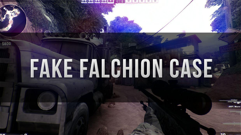 Fake Falchion Case Pack