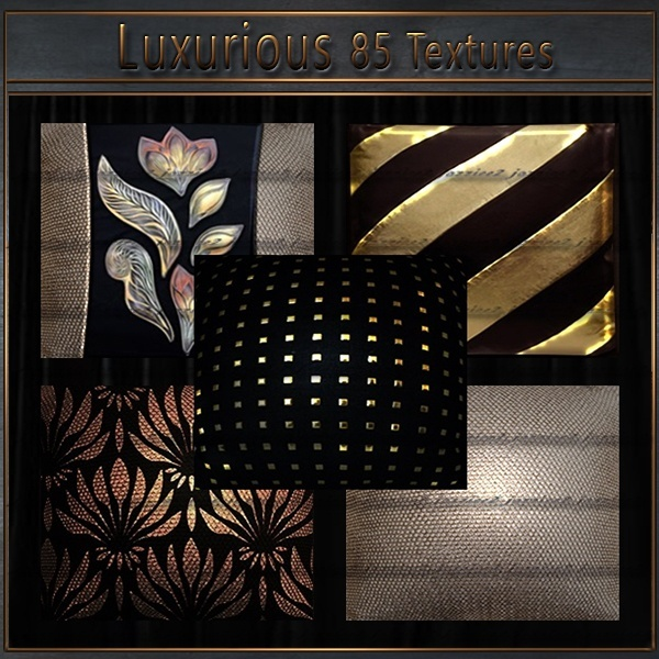 Luxurious 85 textures