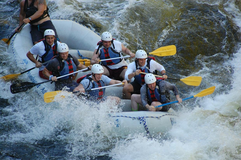 Penobscot Rafting Video 07/20/2017