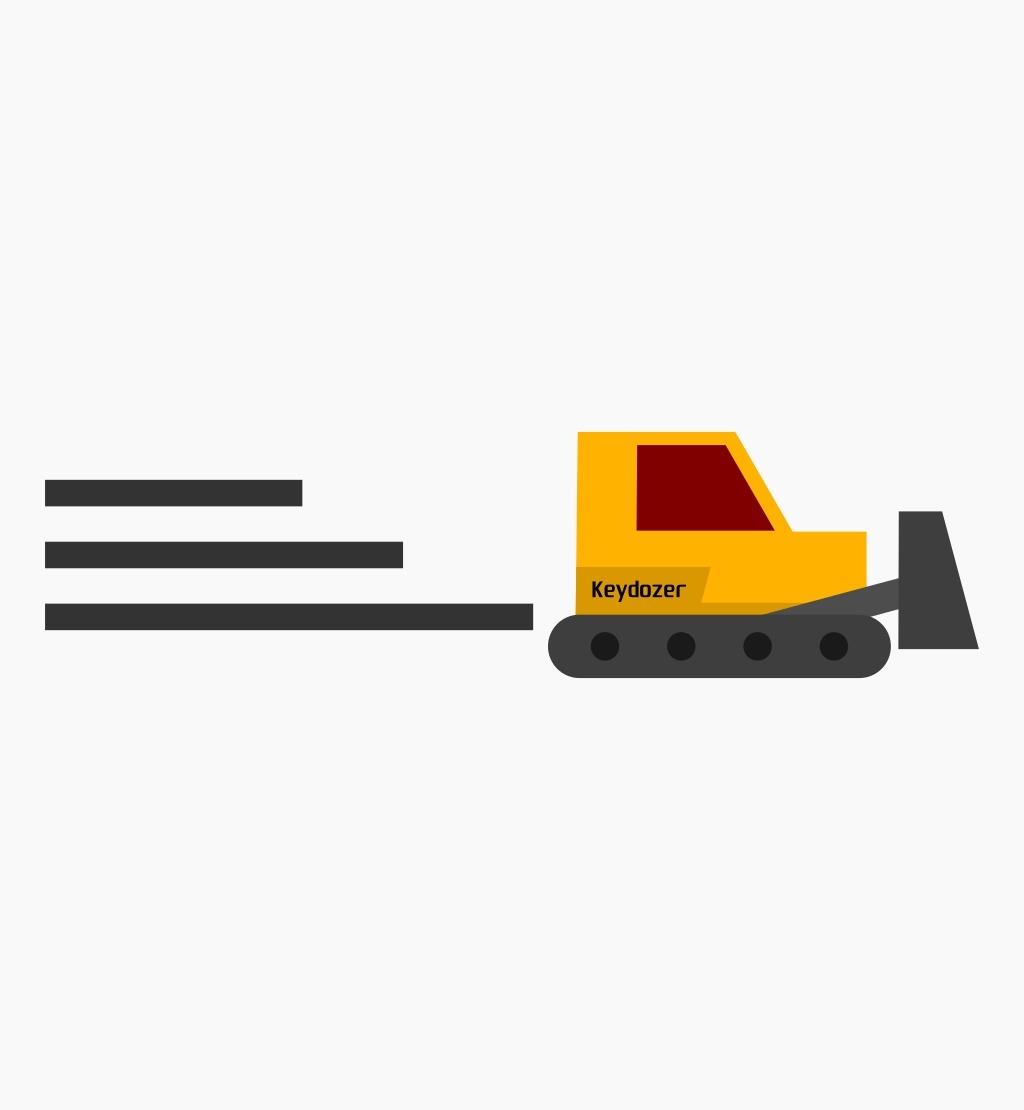 Keydozer - A Useful Keyword Search Tool