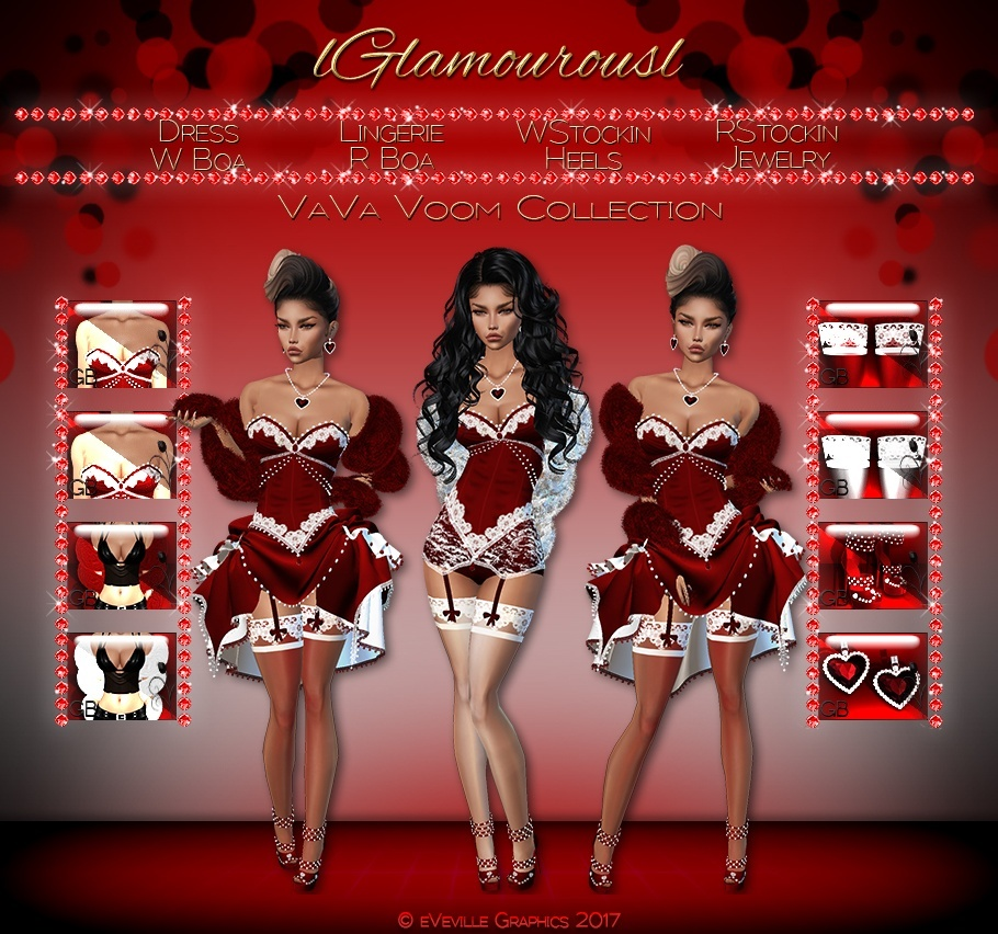 VaVa Voom Collection ~RESELL RIGHTS~