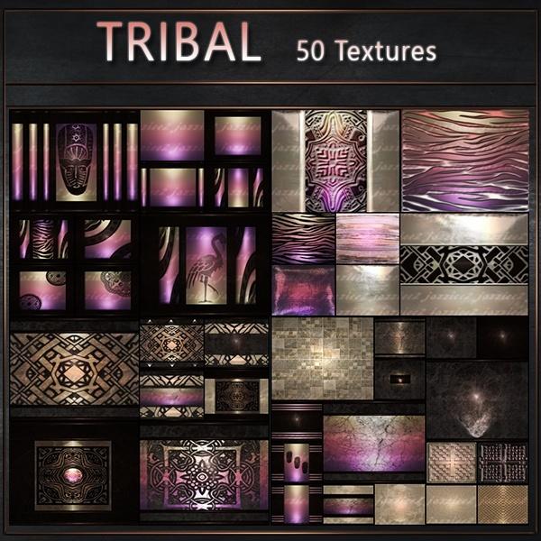 Tribal 50 Textures