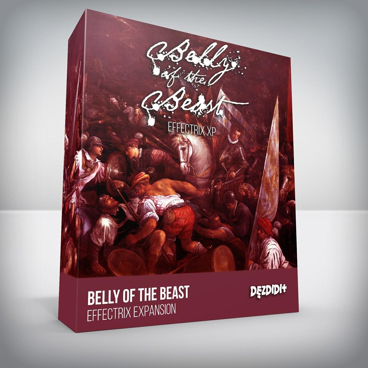 "DezDidIt ""Belly of the Beast"" Effectrix Bank"