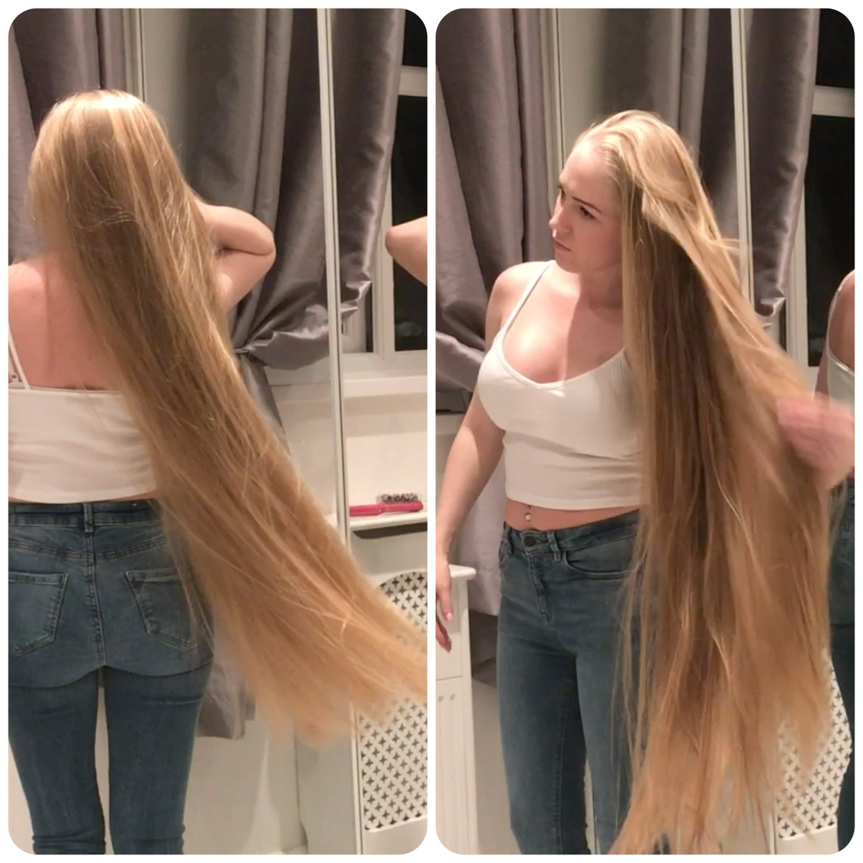 VIDEO - 3 kinds of hairplay