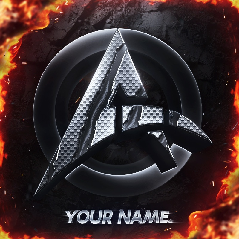 Pack Logo AVI Template 2K17