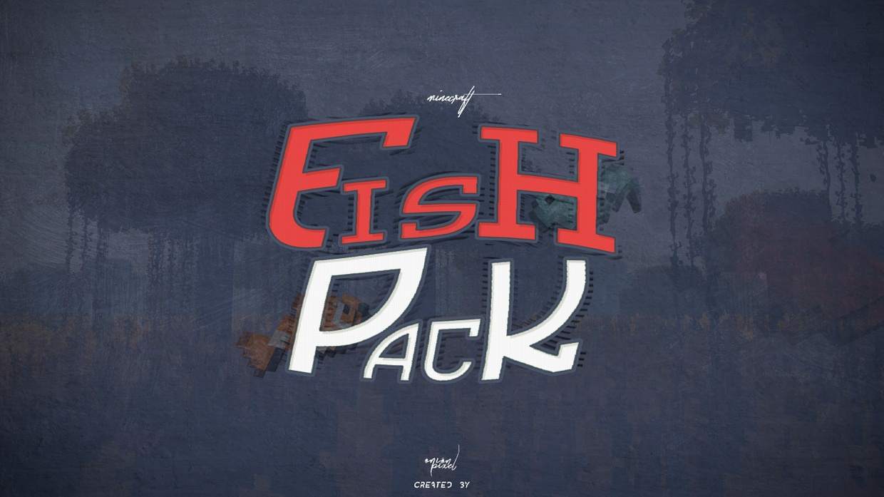 Minecraft Fish Pack » Rig Pack