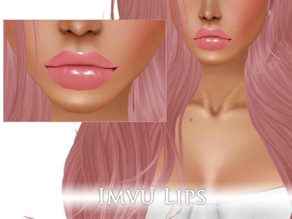IMVU Texture - Skins by Lee - Mikki Lips