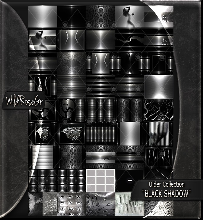 """OLDER COLLECTION """" BLACK SHADOW"""""""