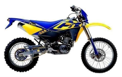 2003 HUSQVARNA TE570, SMR570 MOTORCYCLE SERVICE REPAIR MANUAL