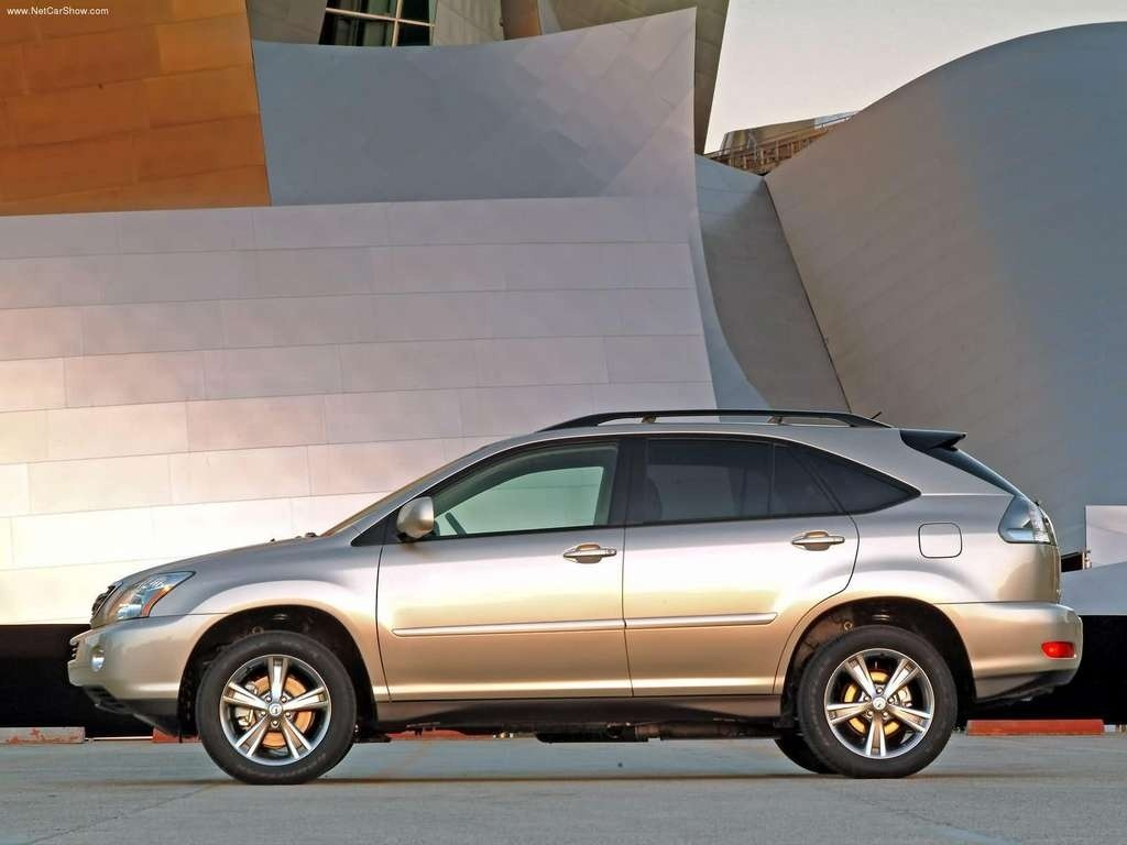2005 Lexus RX400h Hybrid, OEM Service and Repair Manual