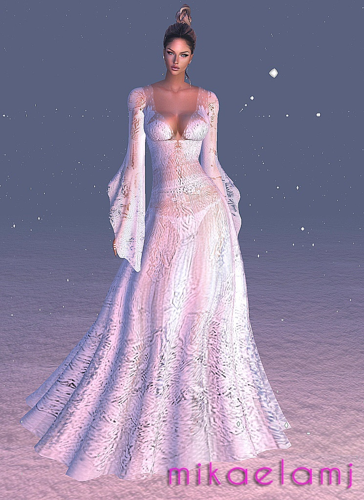 Rio New Year's Gown