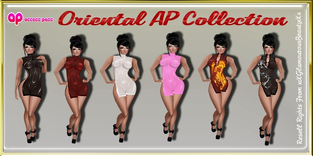 Oriental AP Collection Catty Only!!!