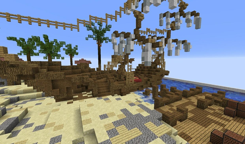 Stranded Ship Koth