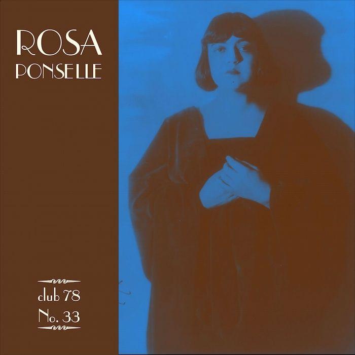 Rosa Ponselle * club 78 No. 33