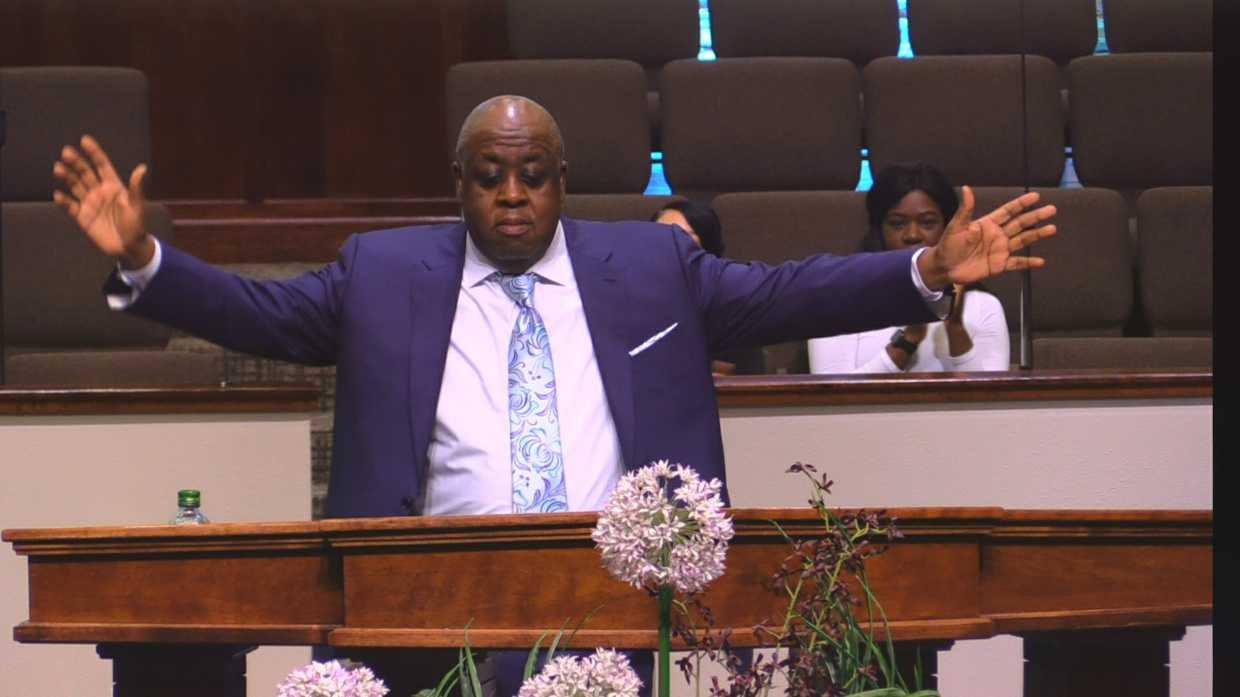 """Pastor Sam Emory 07-23-17am """" Refreshed in His Presence #3 """" MP4"""